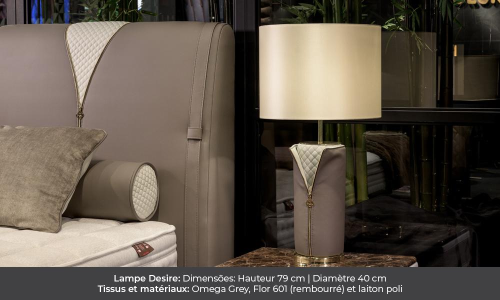 desire Desire Table lamp colunex desire Lampe de chevet galerie