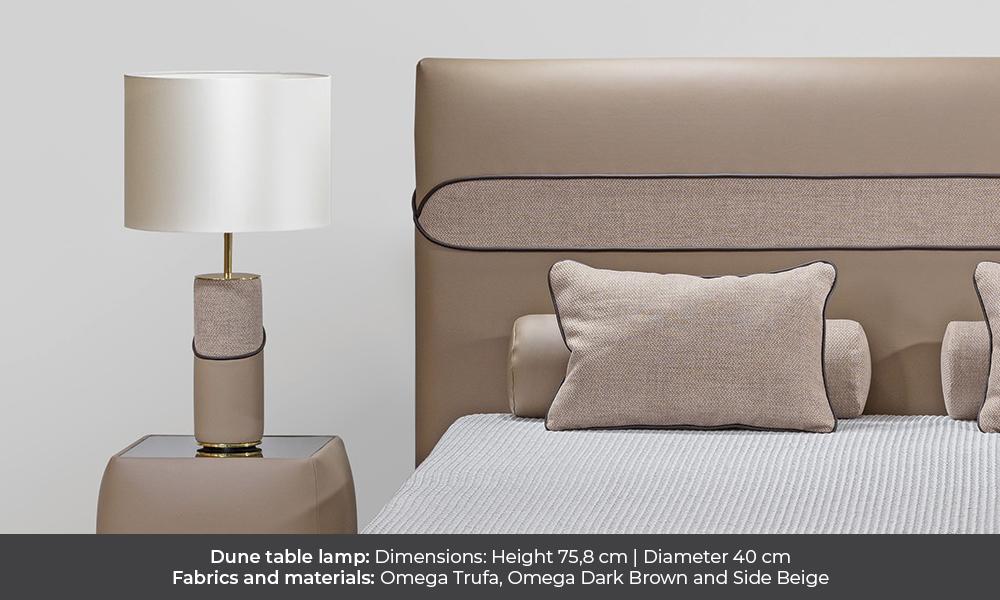 dune Dune Table lamp colunex dune table lamp gallery 1
