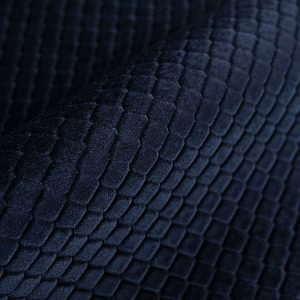 Fabric Paris Deep Blue Padded RK458