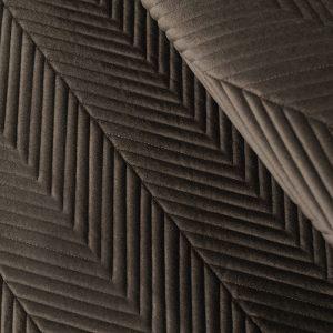 Fabric Paris Ebony Padded RK552 (CLX-GP9)