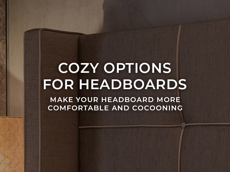 extras & options Extras & Options colunex cozy headboards mobile en
