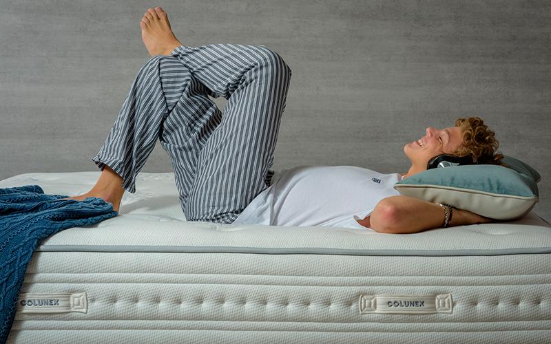 What happens when we sleep perfect mattress