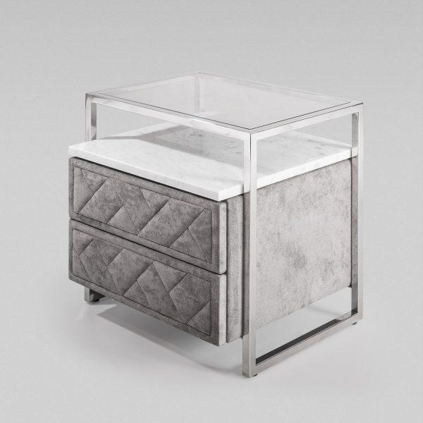 Cabeceira Diamond colunex carat side table 01 600x600