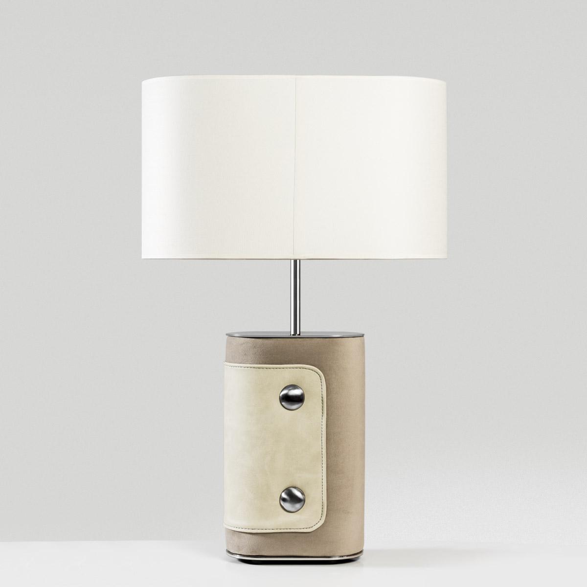 chevron Candeeiro Chevron colunex chevron table lamp 01