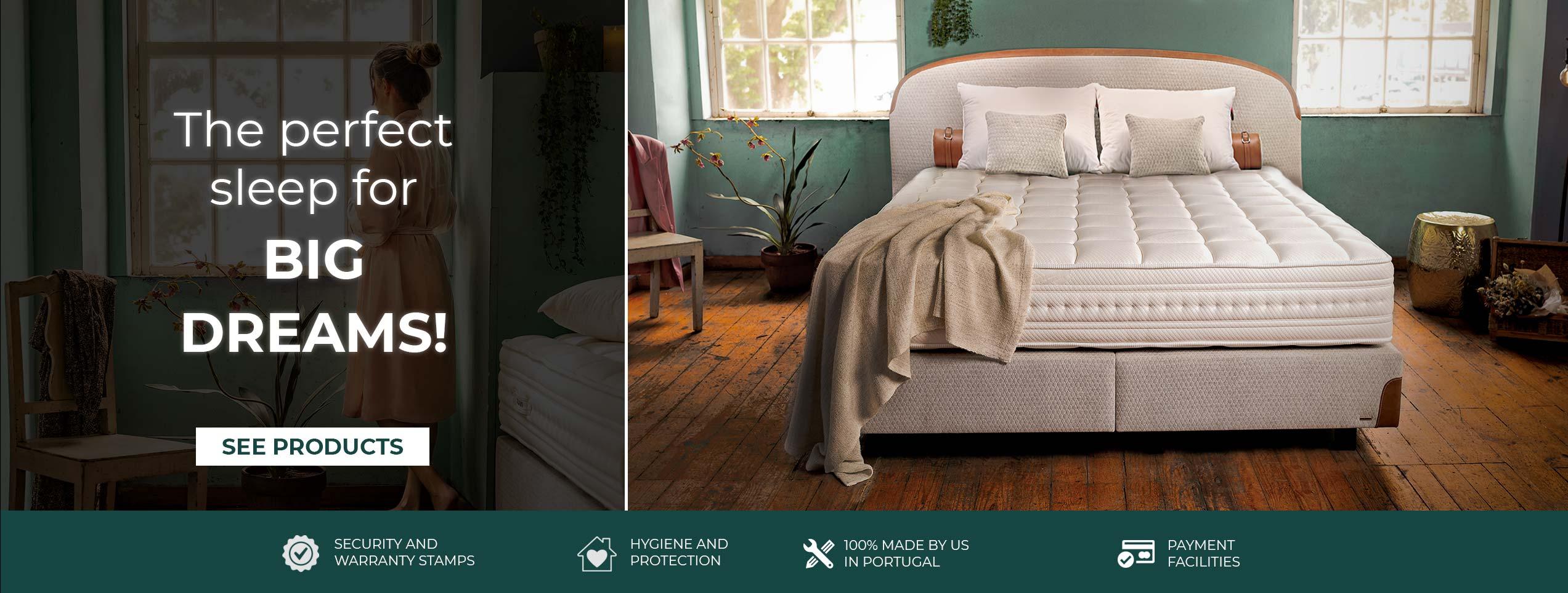 colunex Home EN colunex sleep products