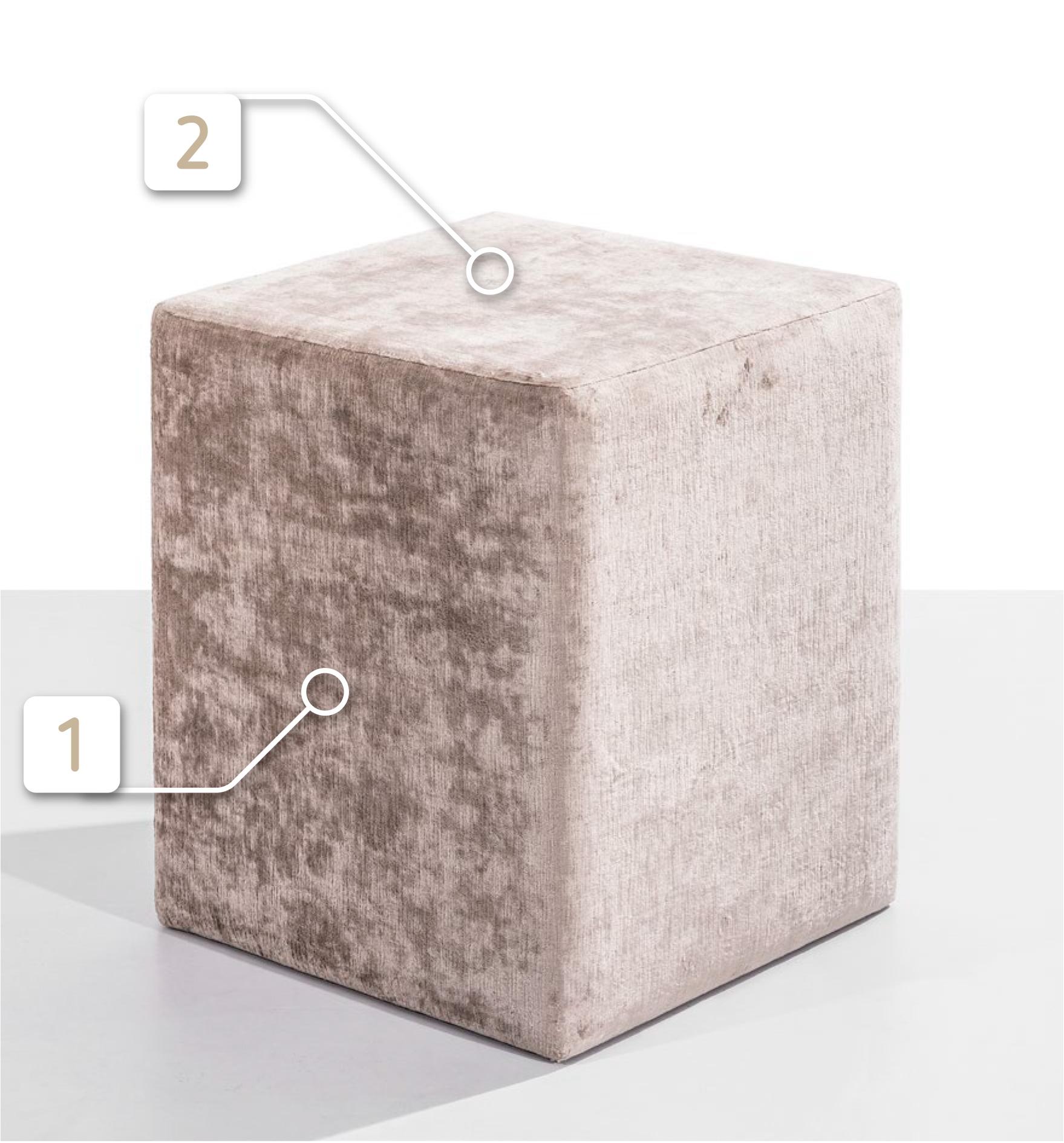 Cubic bedsisde table by Colunex cubic Cubic colunex bedside table cubic costum