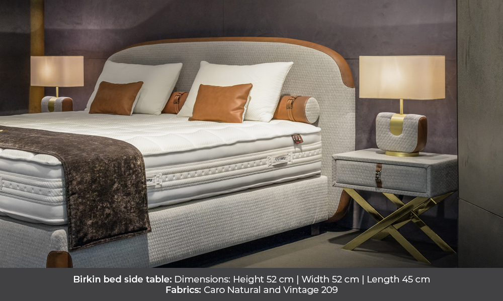 Birkin bedside table by Colunex