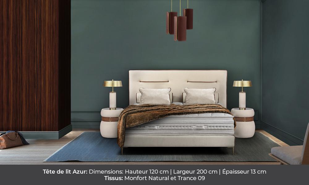 azur Tête de lit Azur colunex azur tete de lit galerie