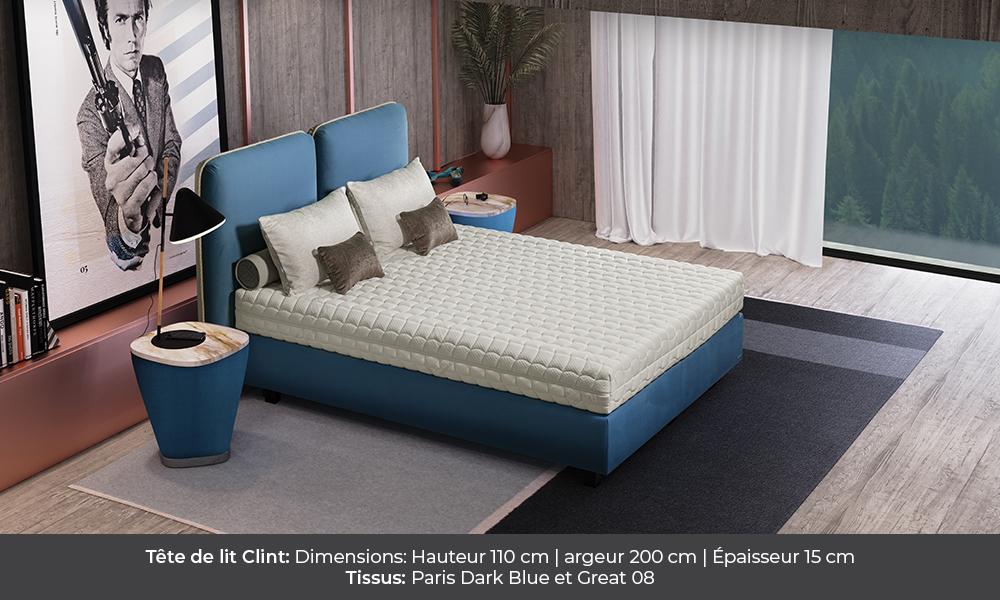 clint Tête de lit Clint colunex clint tete de lit galerie