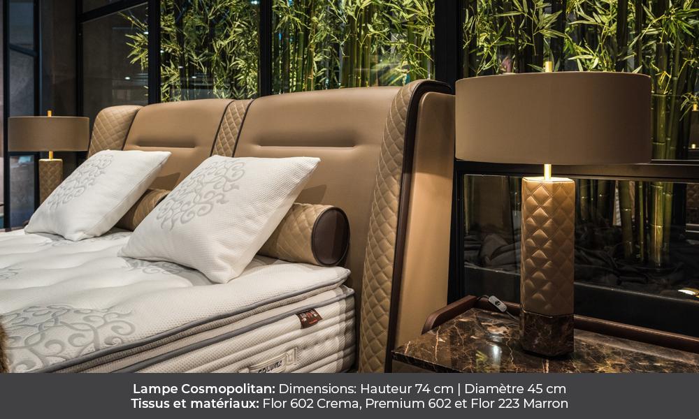 Cosmopolitan table lamp by Colunex cosmopolitan Lampe Cosmopolitan colunex cosmopolitan lampe de chevet galerie