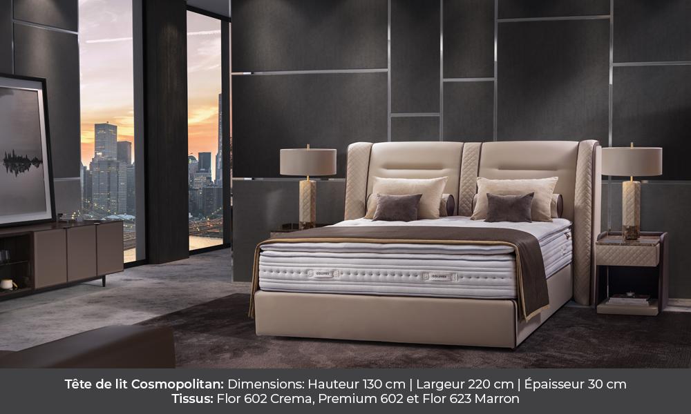 cosmopolitan Tête de lit Cosmopolitan colunex cosmopolitan tete de lit galerie