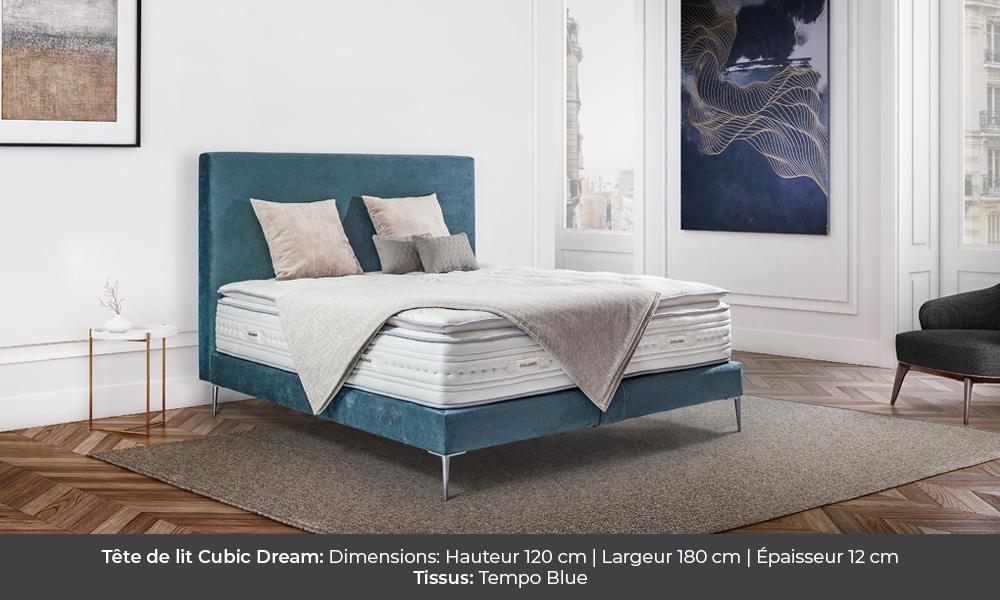 cubic dream Tête de lit Cubic Dream colunex cubic dream tete de lit galerie