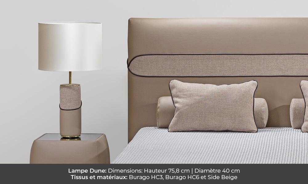 Dune table lamp by Colunex dune Dune colunex dune lampe de chevet galerie