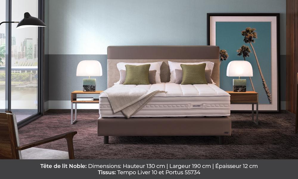 noble Noble colunex noble tete de lit galerie