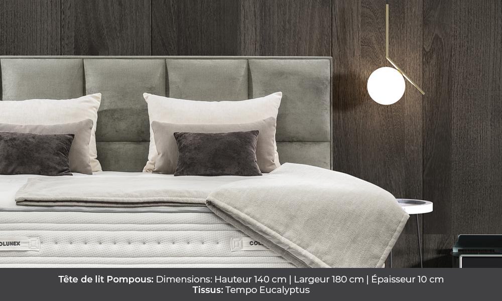 pompous Pompous colunex pompous tete de lit galerie