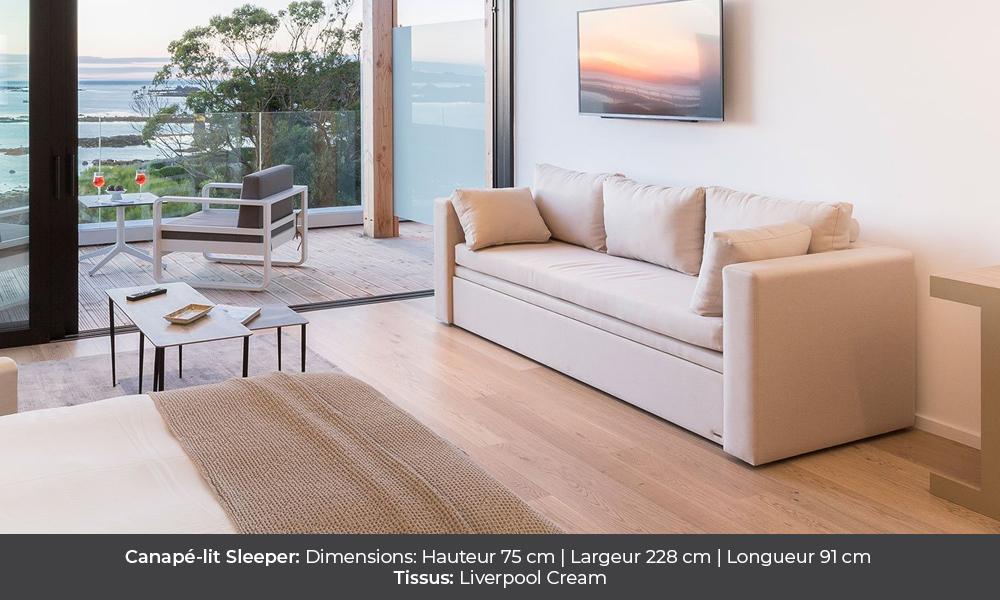 sleeper Canapé-lit Sleeper colunex sleeper canapes lits galerie