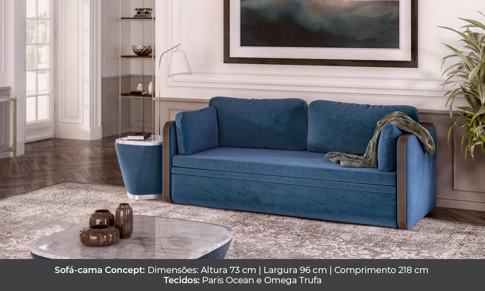 concept Concept colunex concept sofa cama galeria