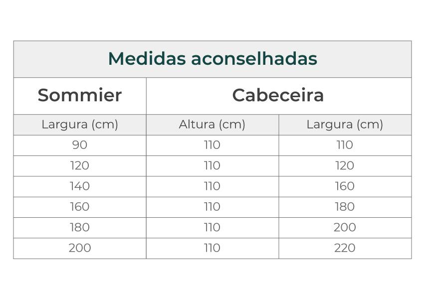 leaf Cabeceira Leaf colunex leaf headboard dimensions guide
