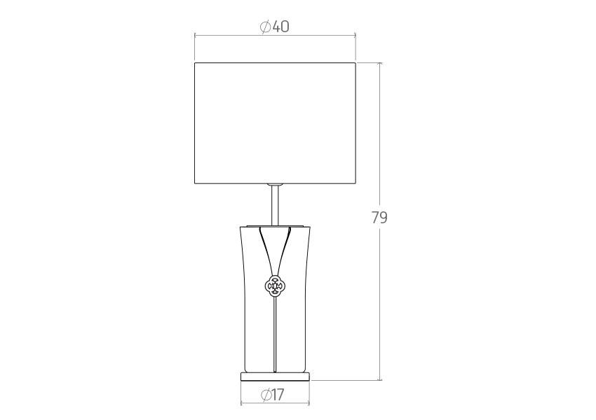 desire Candeeiro Desire colunex desire table lamp tecnical