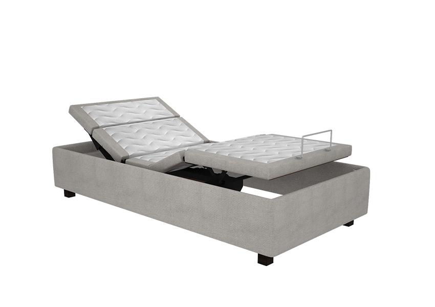 lust Lust Bed base colunex lust sommier tecnical